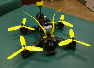 200-class drone racer with Shendrone frame.