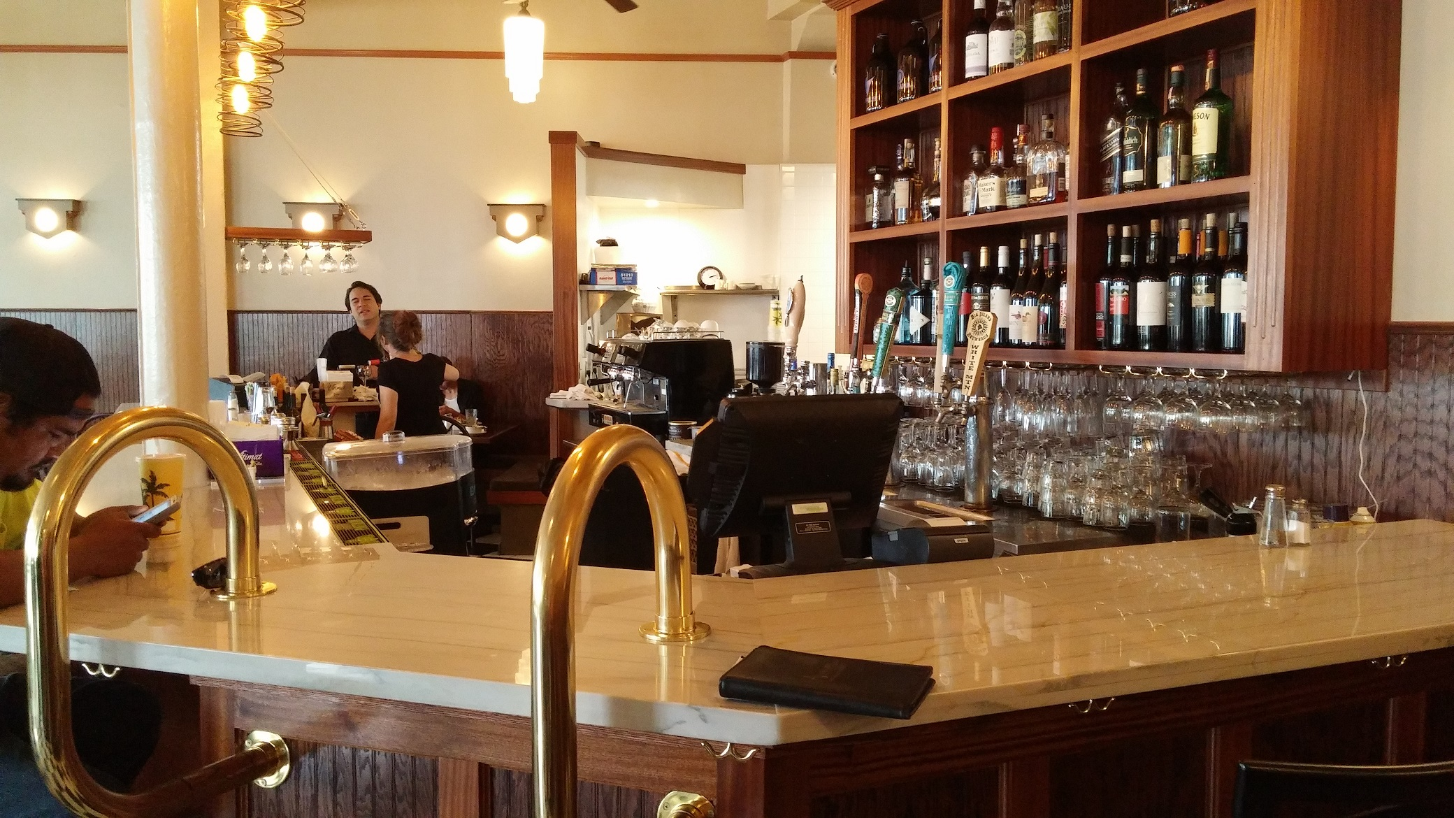 Big Island Cafe Pesto