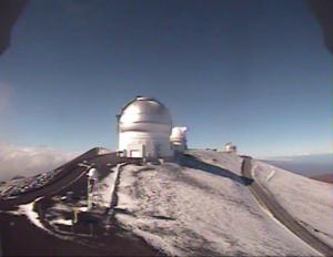Image: Mauna Kea Observatories