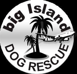 big island dog rescue logo