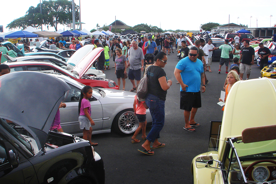 Summer Car Show Fitness Expo June 25 Big Island Now