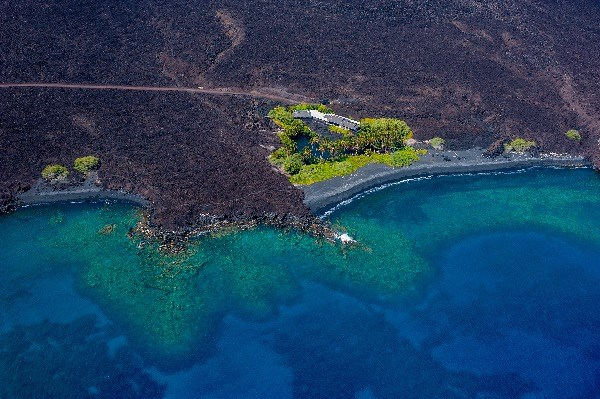 Largest Private Island In Hawaii