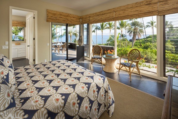 At over $15 million, this Kiholo Bay home enjoys one of Hawai'i's most private settings.