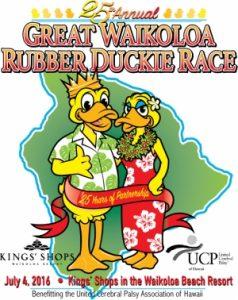 duckie race