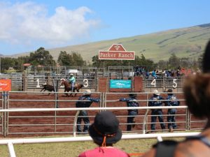 Monday, July 4, 2016, Parker Ranch Rodeo. Photo by Renee Collins.