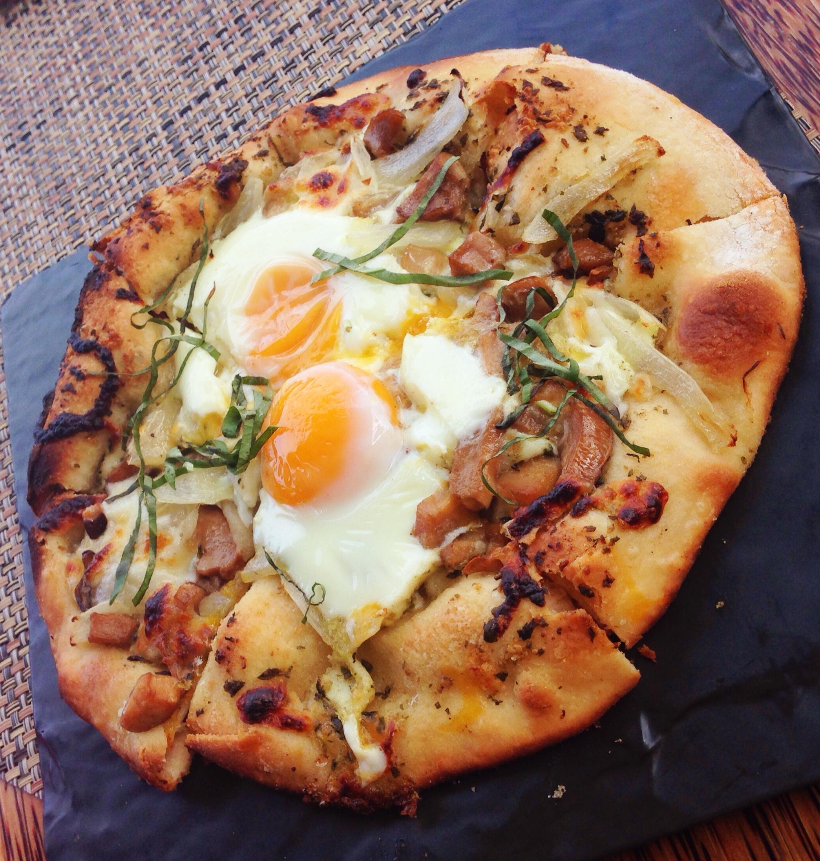 Big Island Pizza Menu Kona