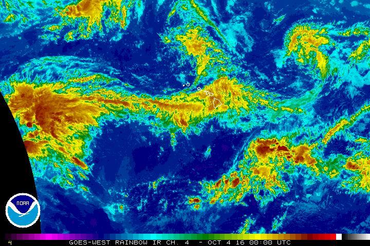 Oct. 3, 2016, 2 p.m. NOAA/NWS image.