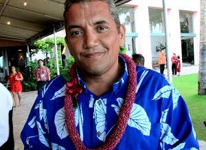 Mayor Billy Kenoi. Maui County courtesy photo.