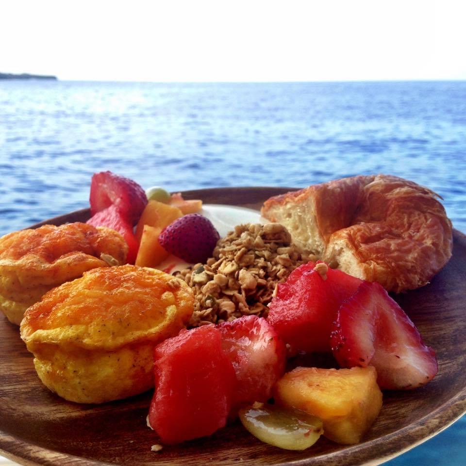 Hula Kai breakfast. Karen Rose photo.