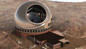 Illustration credit: TMT International Observatory