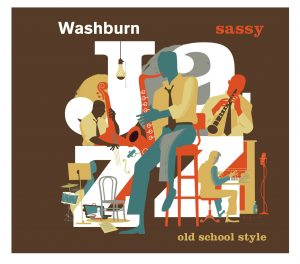 """""""Sassy"""" by Gary Washburn of Honoka'a will be released in stores and available online at iTunes and amazon.com and other online music providers on Oct. 7. Photo Courtesy."""