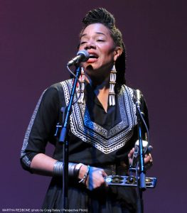 "Martha Redbone's ""Bone Hill – The Concert,"" will be held on Saturday, Oct. 29 at 7 p.m., at the Kahilu Theatre. Photo Courtesy."
