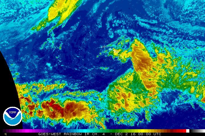 Dec. 1, 2016, 2 p.m. NWS/NOAA image.