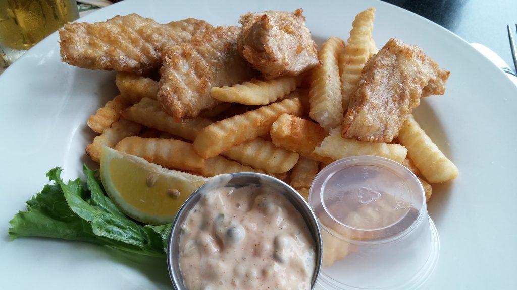 Fish and Chips. Photo credit: Marla Walters