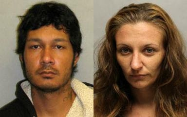 Jorge A. Pagan-Torres and Kelli Colan. Photos provided by HPD.