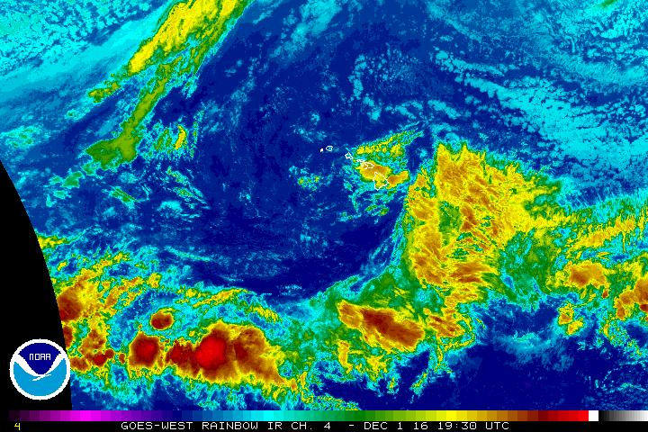 Dec. 1, 2016, 10:43 a.m. NWS/NOAA image.