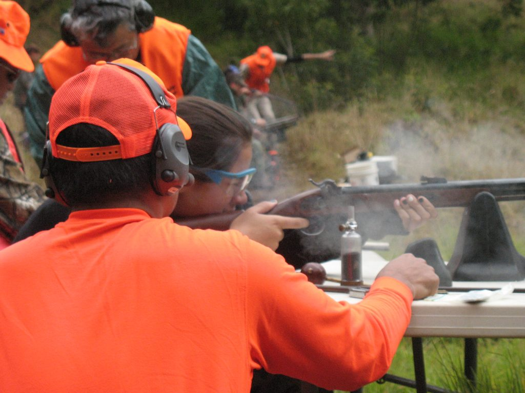DLNR hunting course image.