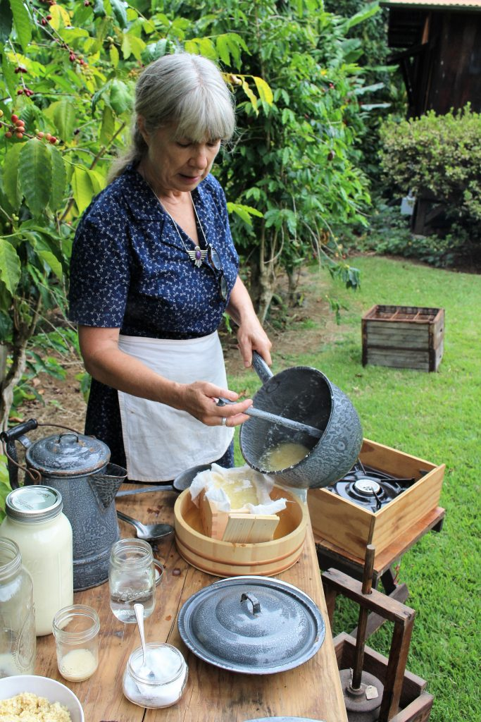"""The Kona Historical Society hosts """"Hands On History at the Kona Coffee Living History Farm"""" in Captain Cook every Wednesday and Friday at 11 a.m. Kona Historical Society photo."""