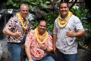 Maunalua will make their Kahilu Theatre on Friday, Dec. 23. Photo Courtesy