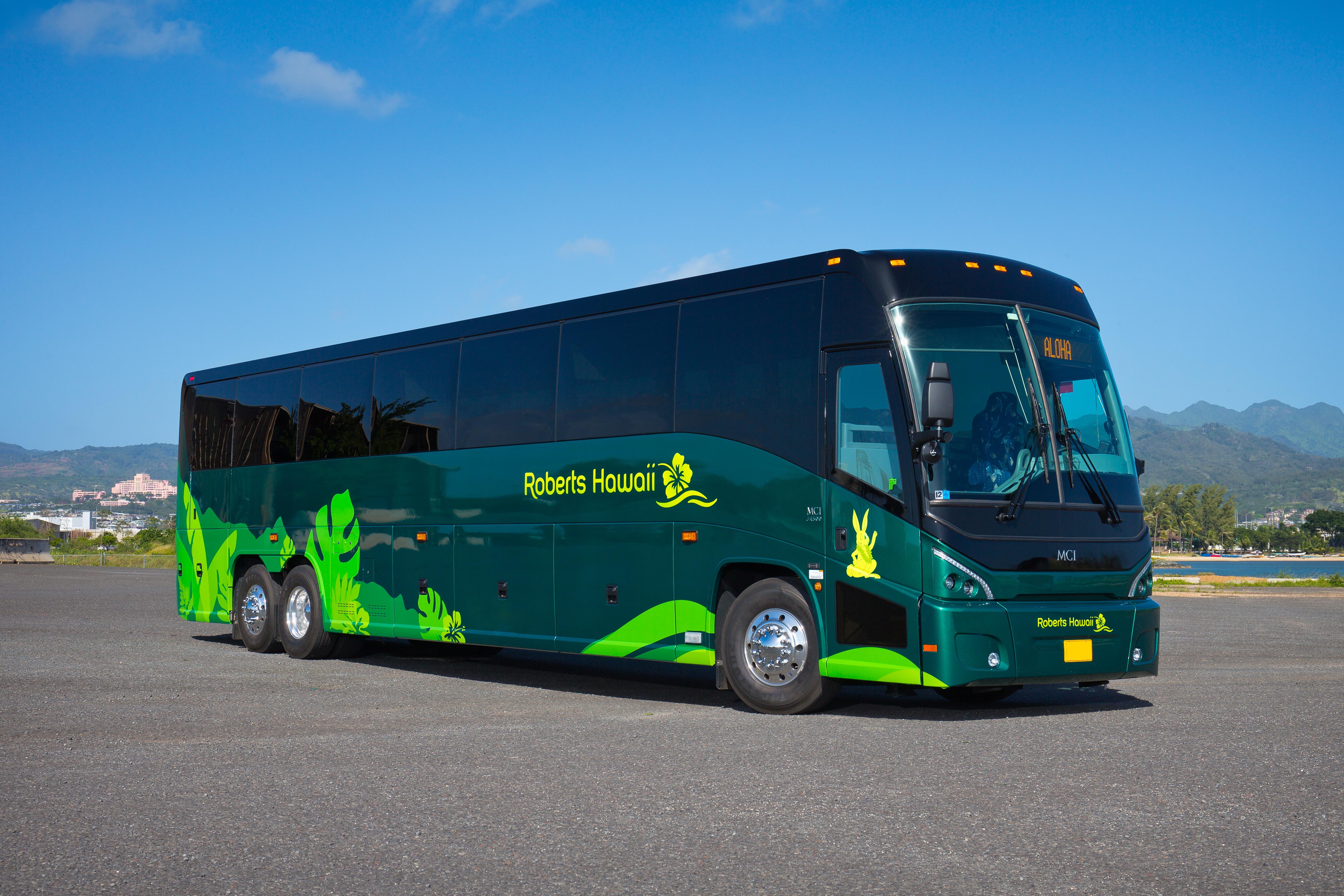 Roberts Hawaii Tours Ownership