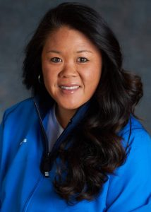 UCLA Bruins head coach Kelly Inouye-Perez. Photo Courtesy: UCLA Bruins