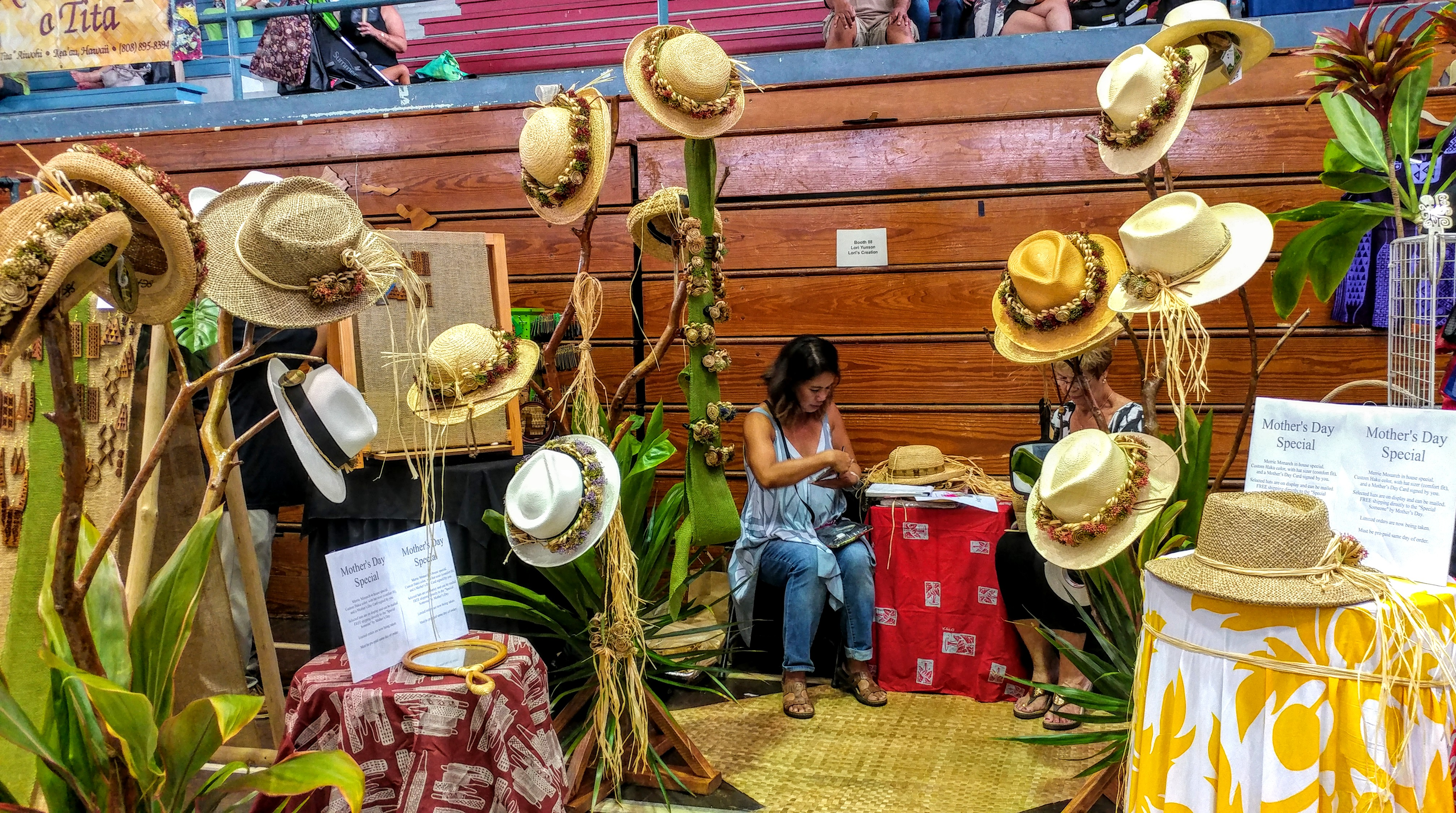 merrie monarch festival craft fairs big island now