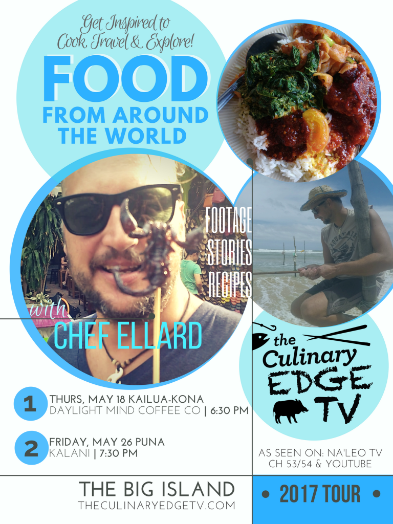 """The Culinary Edge TV"""