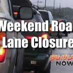 Big Island Lane Closures, Oct. 23 to Oct. 25