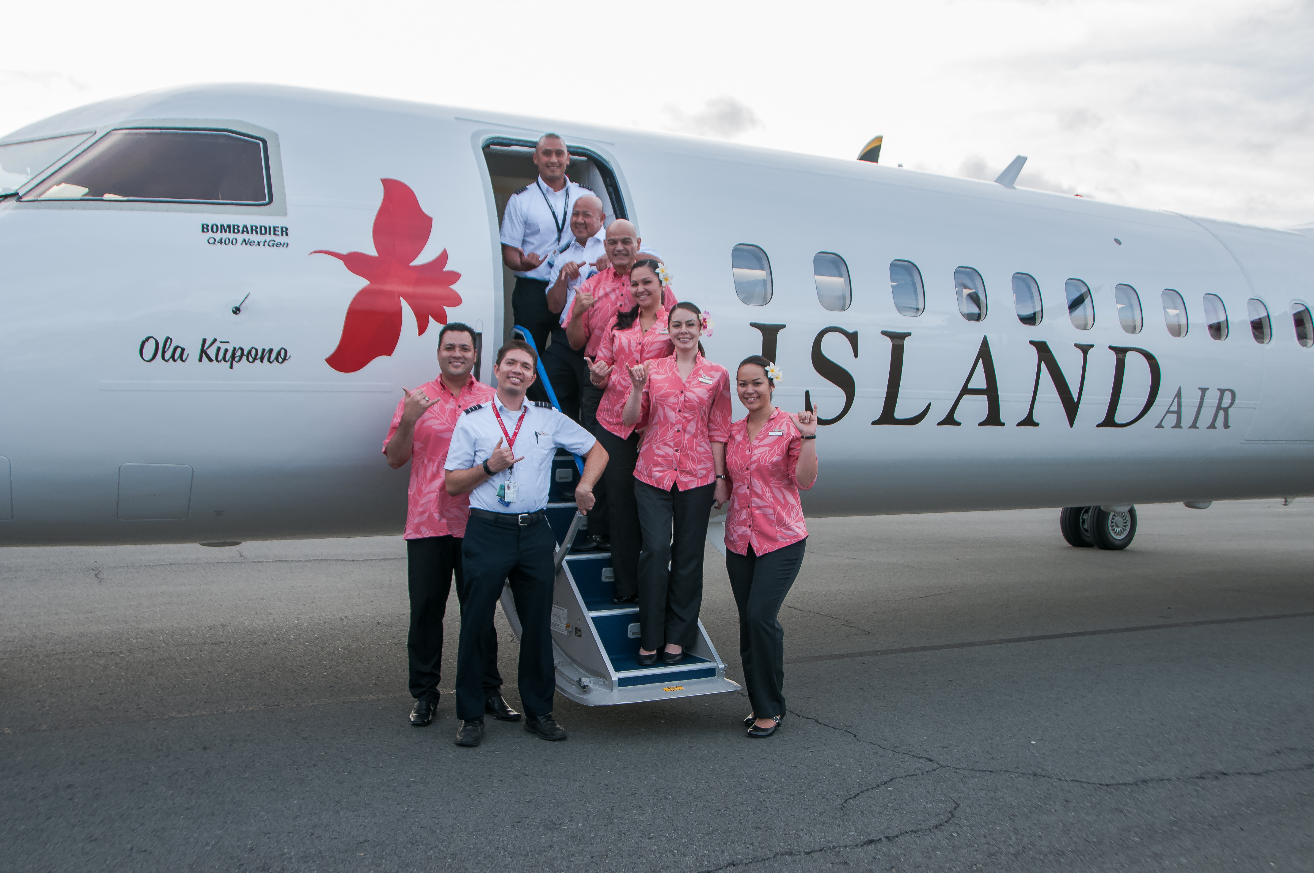 Island Air/H.I.S. Offer Flight/Hotel Packages | Big Island Now