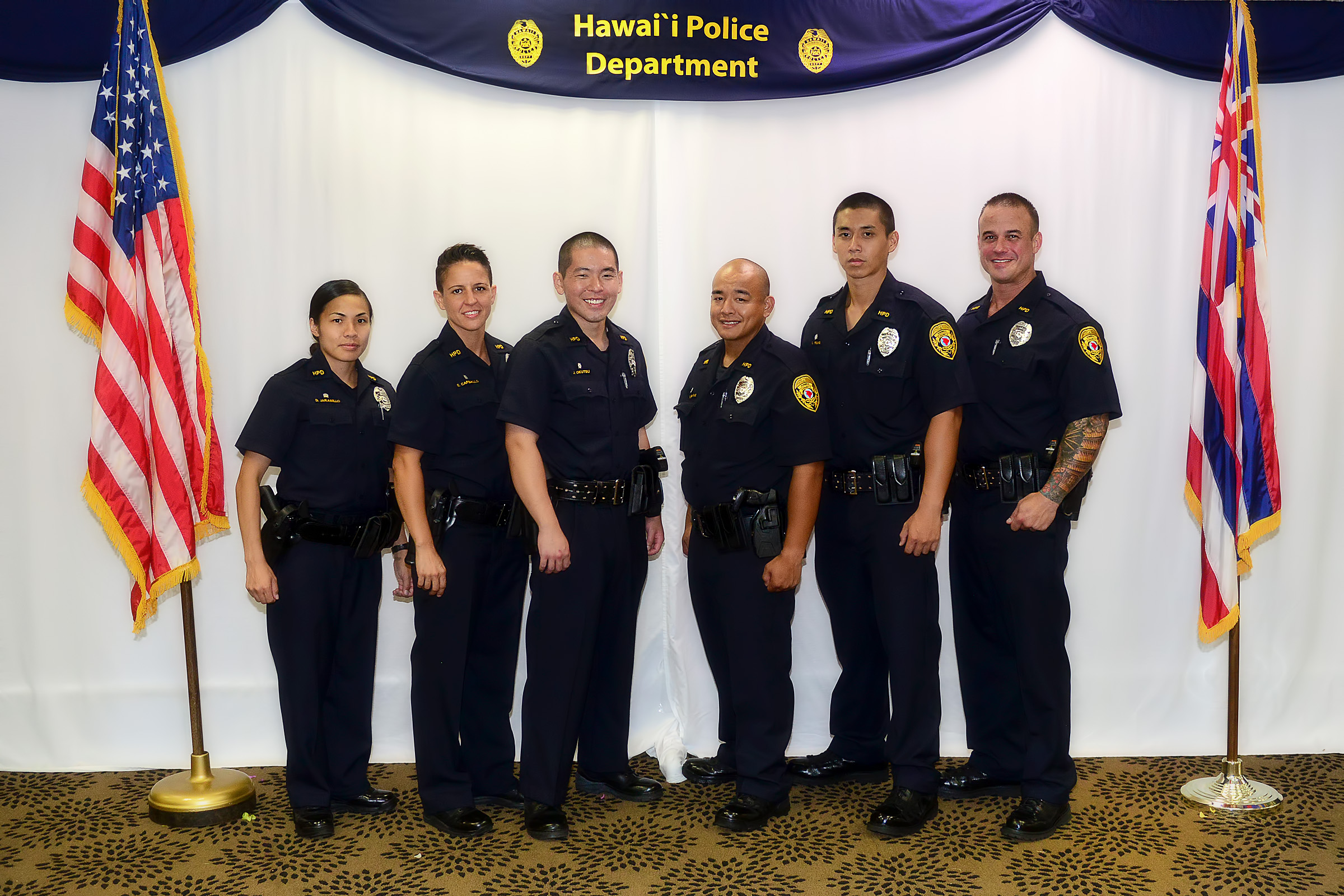 how to become a hpd officer