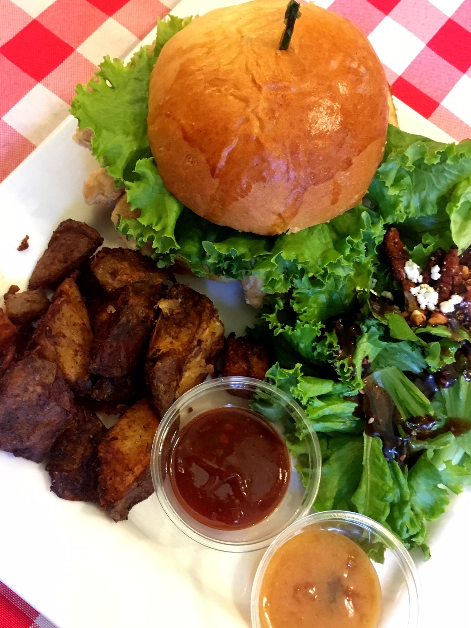 Lunch and Linger at the Hawaiian Vanilla Company | Big ...