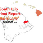 South Hilo Crime Report: April 6–19, 2018