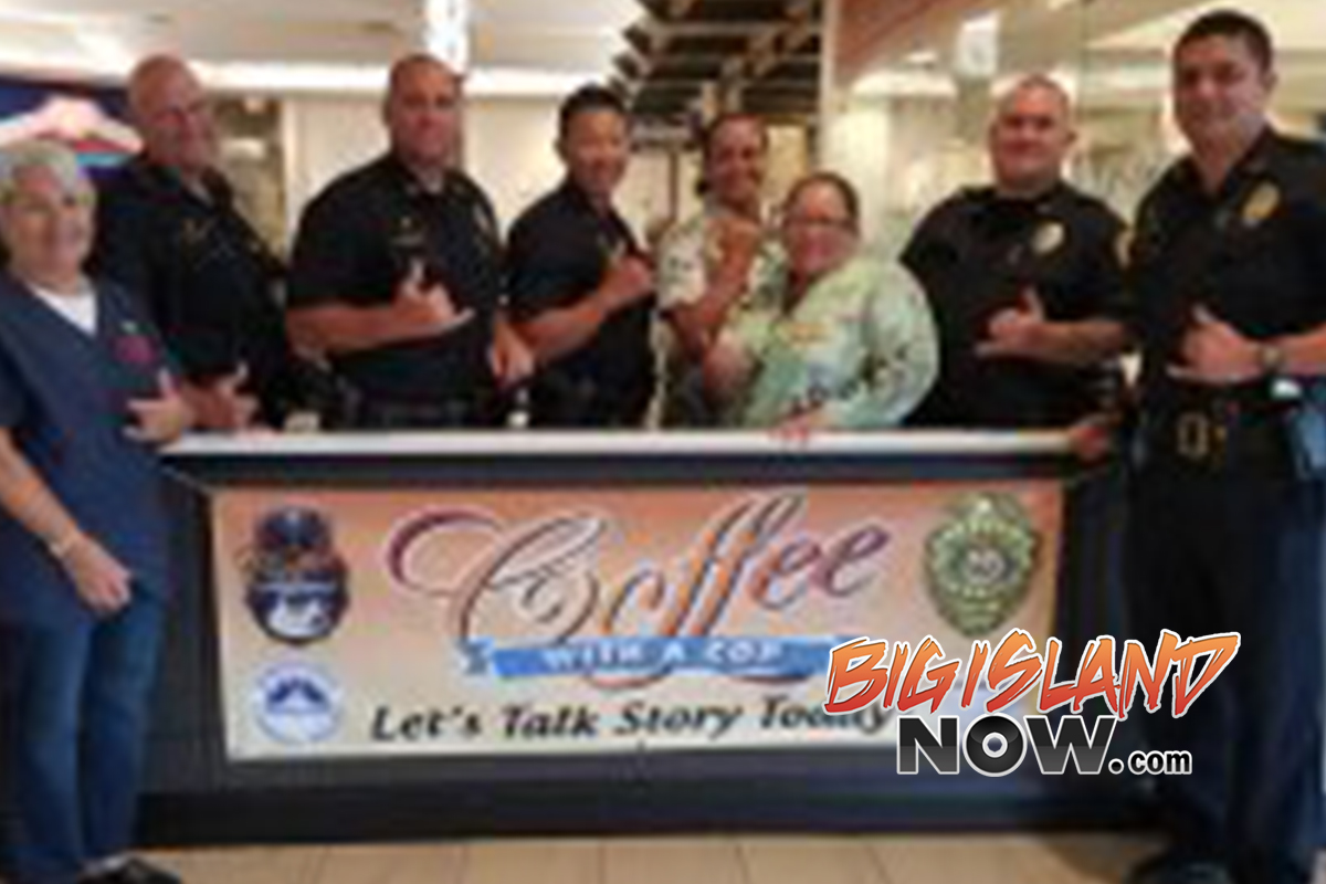 Come Have Coffee With Officers From the Arcata Police Department