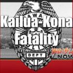 Kailua-Kona Man Dies in Motorcycle Crash