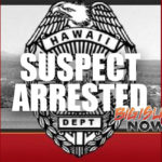 Wanted Man Arrested in Hōnalo