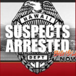 Shots Fired in Keaʻau Car Chase That Results in Two Arrests