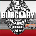 Hilo Man Faces Charges After Multiple Property Crimes