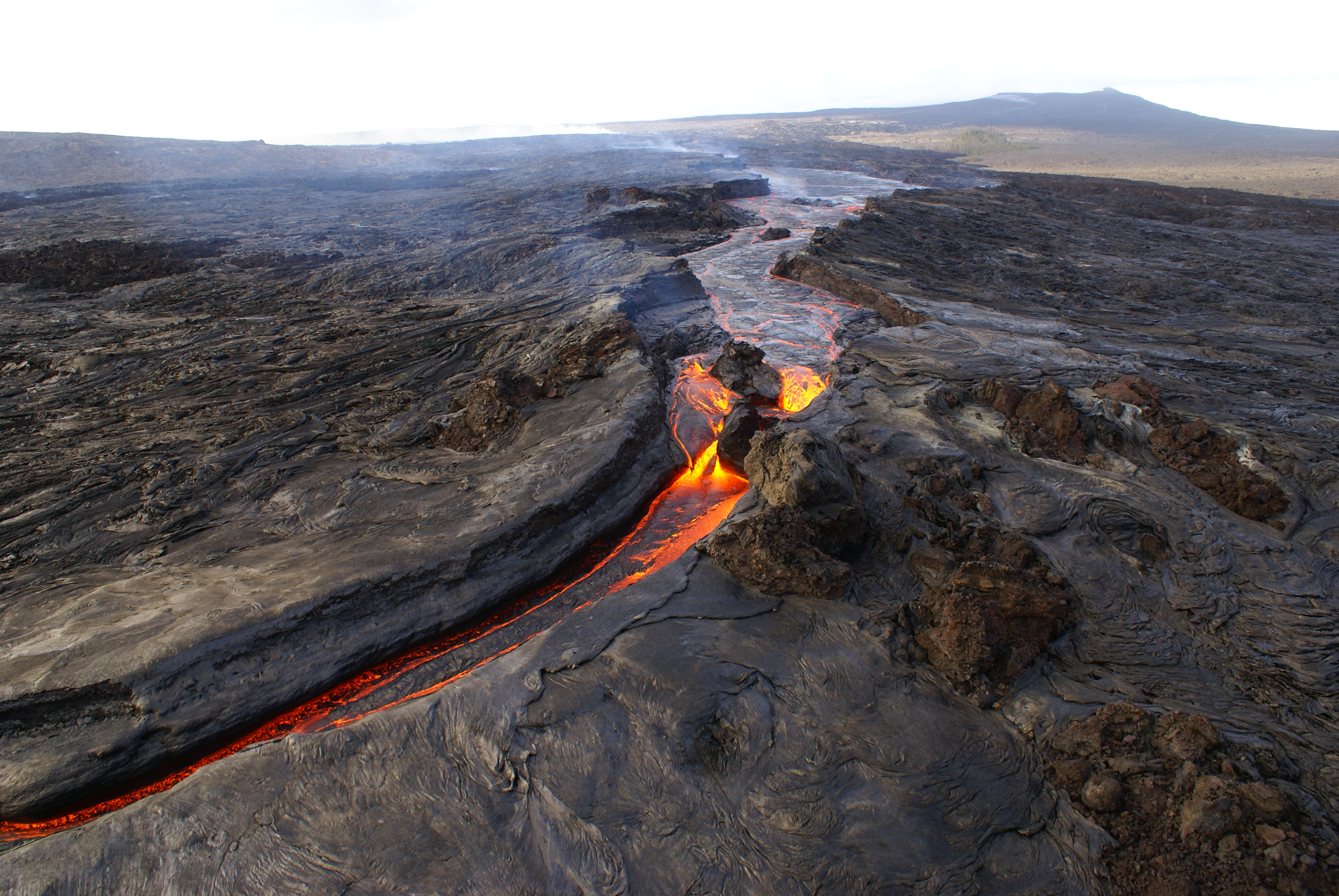 volcano watch what was happening at kīlauea volcano 10 years ago