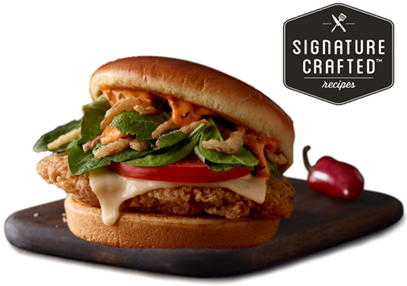 McDonald's Spices Up Summer With Signature Sriracha ...