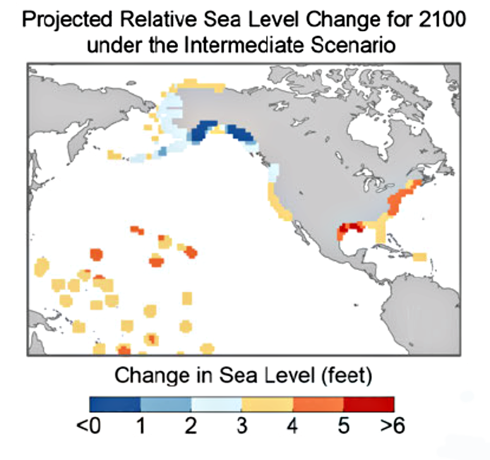 Dlnr To Hold Sea Level Rise Vulnerability Meeting Big