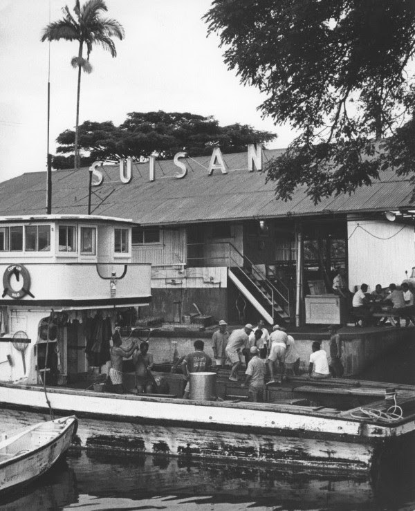 Suisan to celebrate 110th birthday with poke party big for Suisan fish market