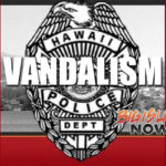 Maunakea Observatories Vehicles Vandalized