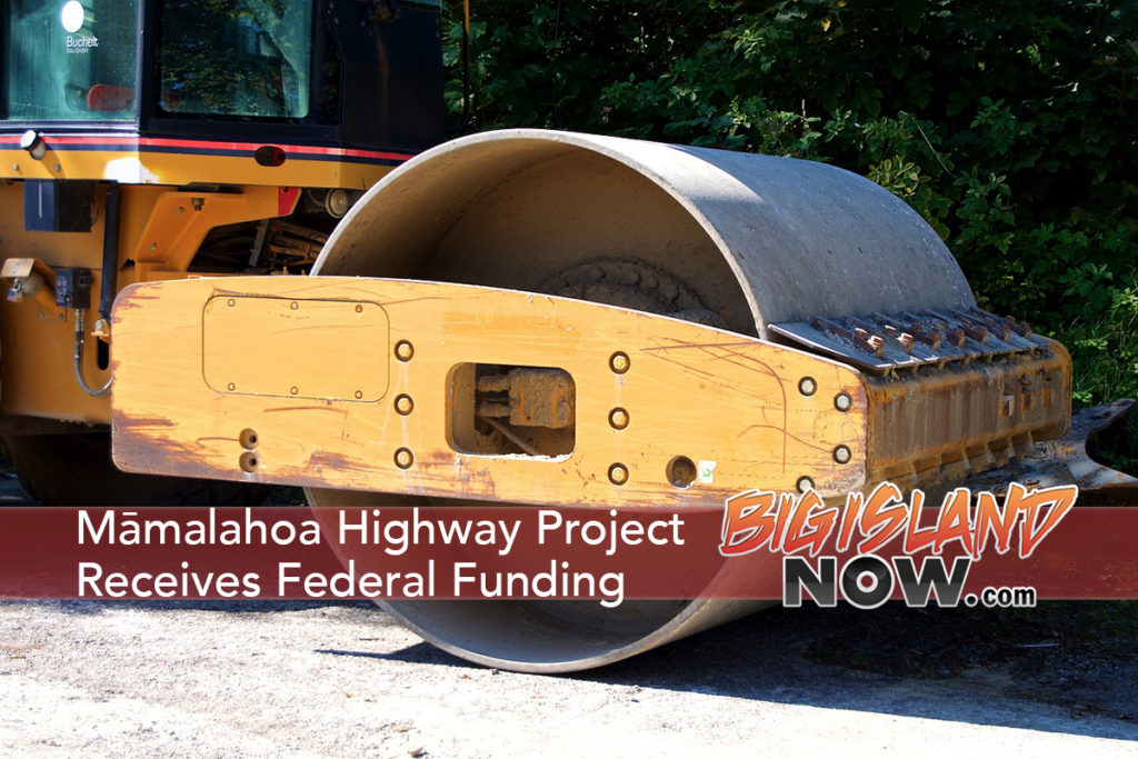 Māmalahoa Highway (Highway 19) widening project in Waimea