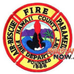 Fire Station Returns to Volcano District