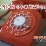HFD Alerting Public to Telephone Scam