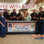 Coffee with a Big Island Cop Set for Oct. 3