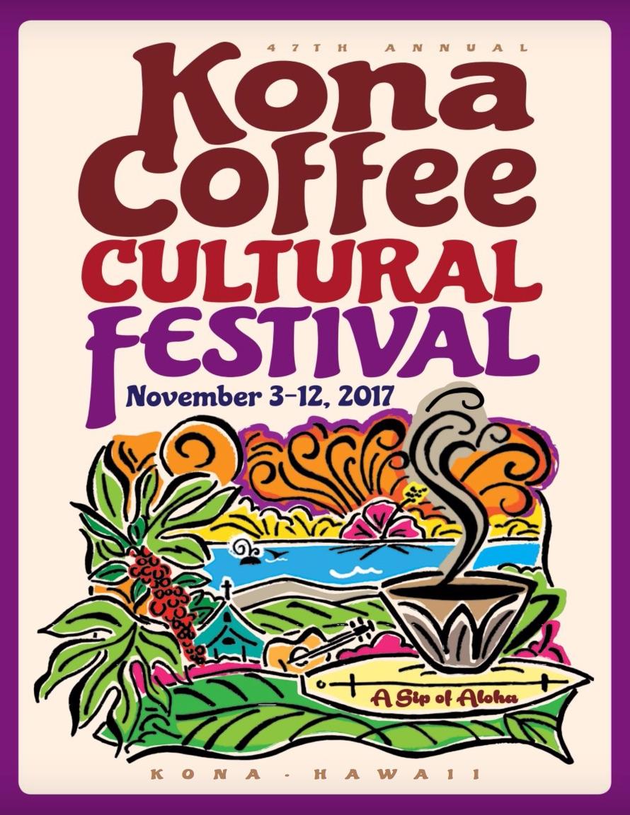 Kona Coffee Festival Big Island