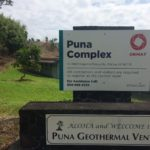 Puna Geothermal Venture Issues Statement