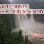 Flood Advisory Extended For East Hawai´i