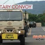 Convoys Scheduled From Kawaihae to Pōhakuloa, July 1